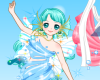 Blue Fairy Icon