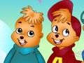 Chipmunks Race Icon