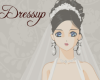 Elegant Wedding Dress Up Game Icon