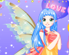 Fairy Aaliyah Icon