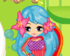 Fantasy Cartoon Doll Icon