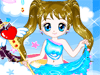Florine Doll Dress Up Icon