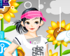 Girls Cafe Hangout Icon