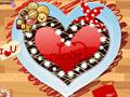 Heart Cookies Decoration Icon