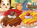 Kids and Donuts Icon