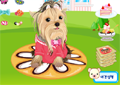 Long Hair Dog Dress Up Icon