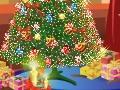 Magic Christmas Tree Icon