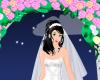 Night Bride Dress Up Icon