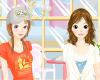 Rainy Day Girls Dress Up Icon