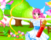 Sagittarius Girl Dress Up Icon
