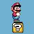 Super Mushroom Mario Icon