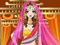 Traditional Indian Wedding Dress Up Icon