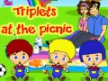 Triplets At The Picnic Icon