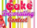 Yummy Cake Decoration Contest Icon